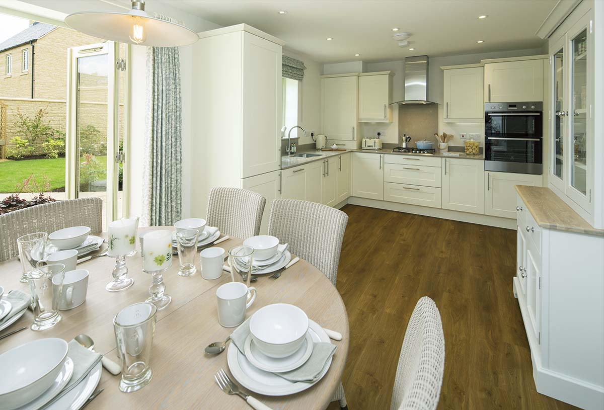 Delightful Show Homes for Sale in Tetbury