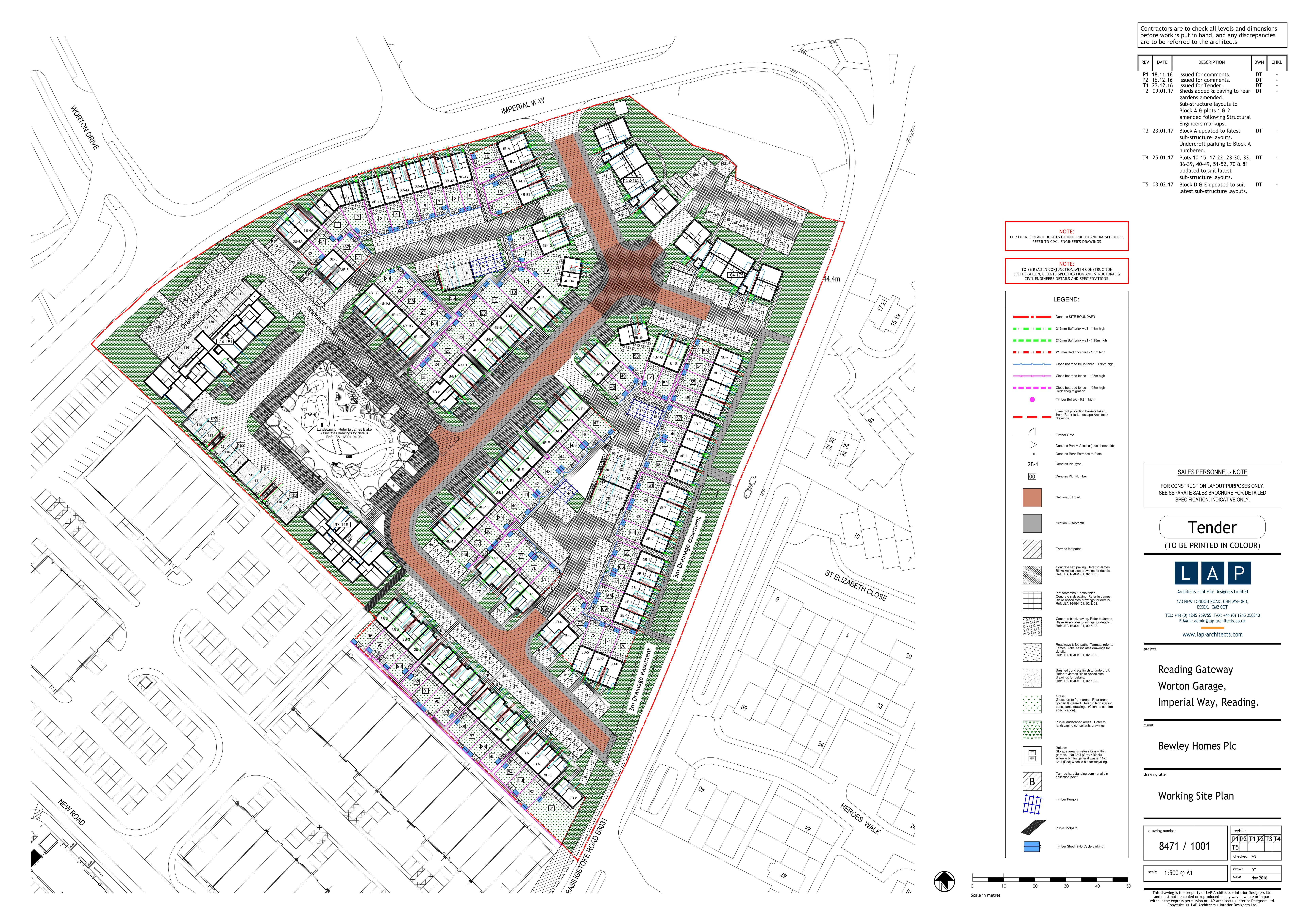 Bewley Homes Plc acquires Reading Gateway site