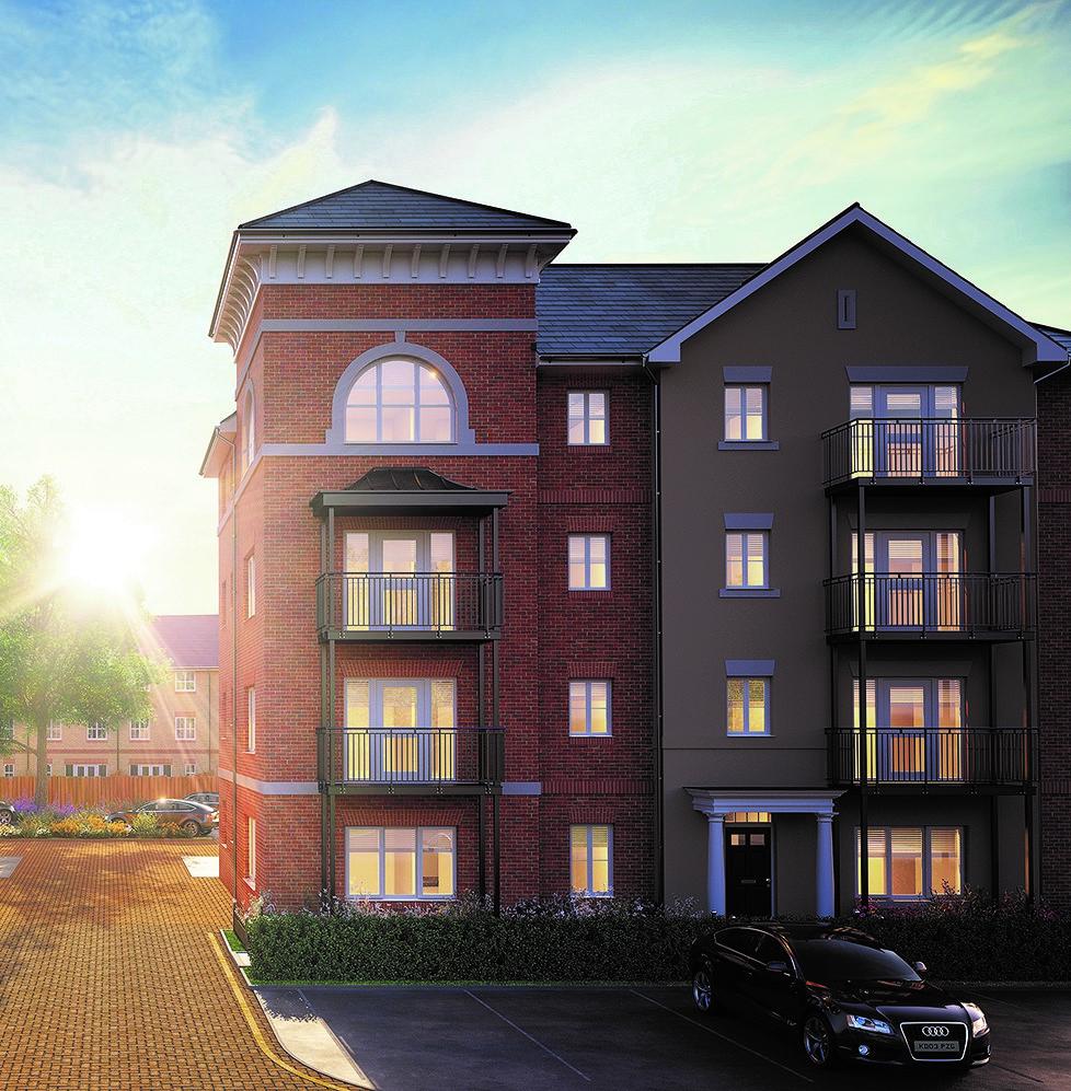 Plot 225 jubilee meadows bewley homes for Jubilee home builders
