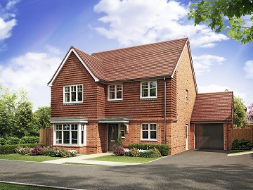Bewley Homes Launches Loddon Oak