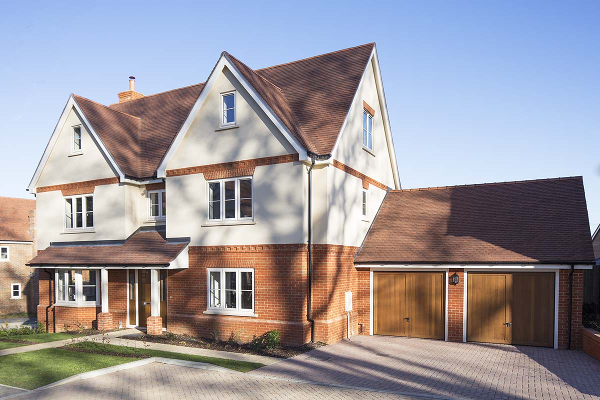 New show home unveiled at Hartley Row Park